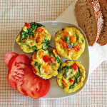 Veggie Egg Muffins Recipe