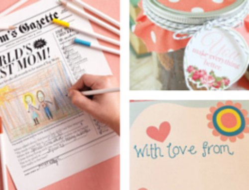 5 Irresistible Mother's Day Free Printables