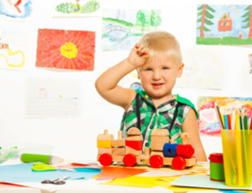 How to Be Joyful About Your Child Starting Preschool