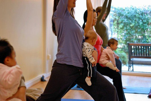 Yoga at Change helps you learn how to do yoga for kids at home