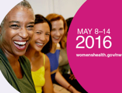 Your Health: National Women's Health Week Tips