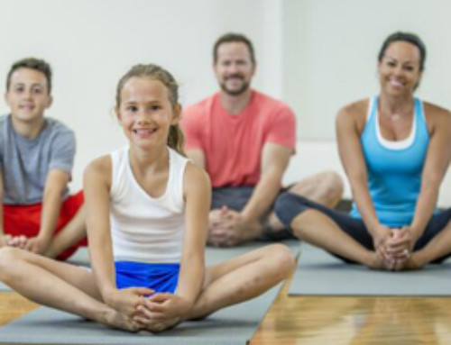 8 Invaluable Lessons Yoga Will Teach Your Family