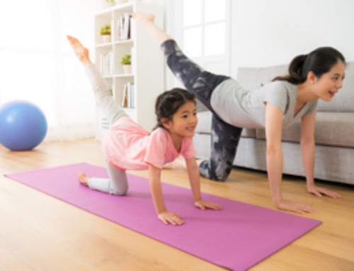 Tips For Getting Your Kids Enough Exercise