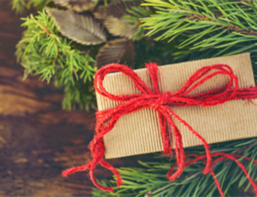 Simple Ideas: Less Waste Gift Wrapping
