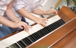 Children Benefit From Music